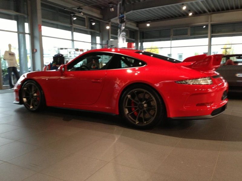 Rennteam 2 0 En Forum Official New 911 Gt3 991