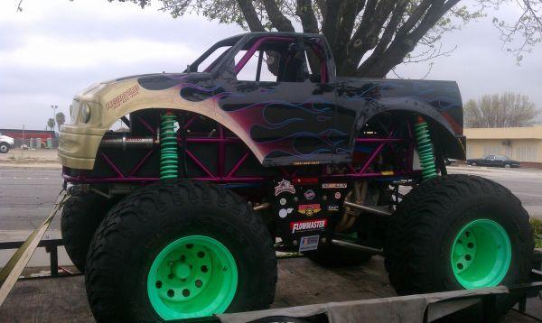 Truck For Sale Mini Monster Truck For Sale