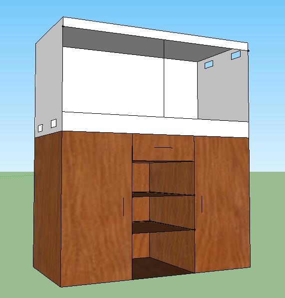 fabrication d 39 un terrarium maison mercier 17. Black Bedroom Furniture Sets. Home Design Ideas