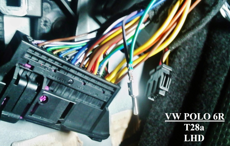 Polo 6n2 Central Locking Wiring Diagram