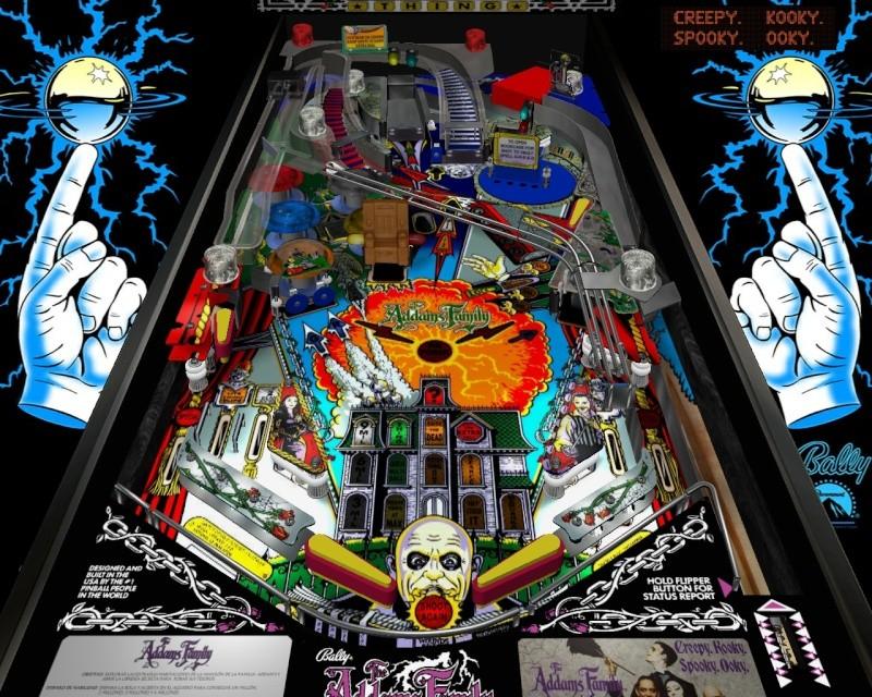 Best Visual Pinball 9 Tables - criselock