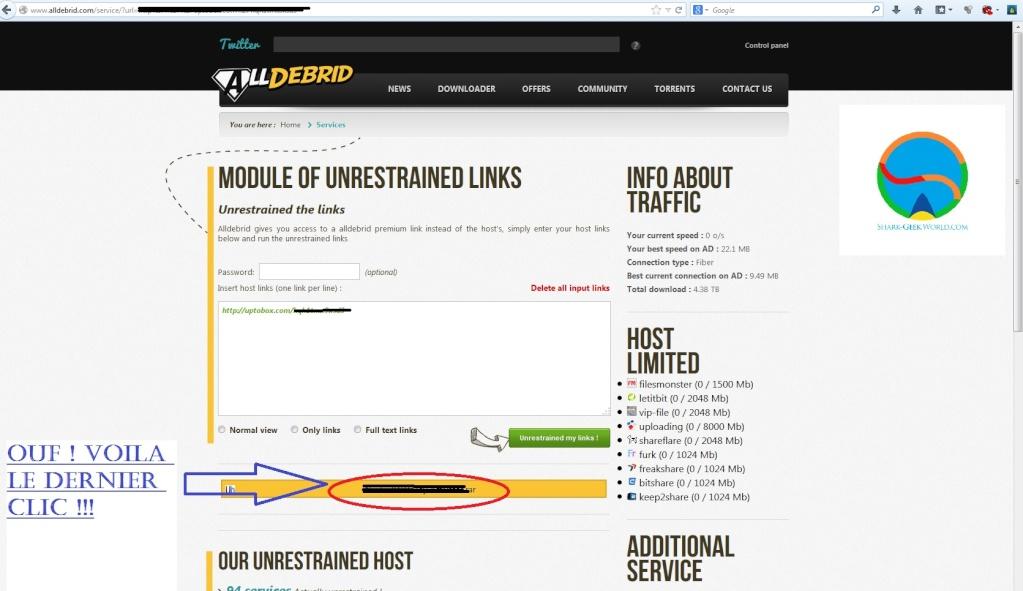 Hébergeurs En Lig Debrid Link Plugin | Univerthabitat
