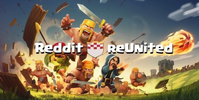Reddit reUnited CoC