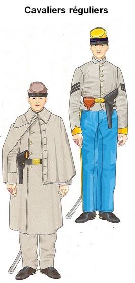 Uniforme de l'armée de la guerre coréenne