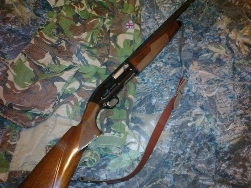fusil sx4 winchester