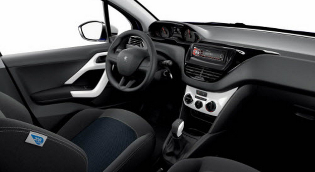 S rie sp ciale 208 like peugeot 208 forum forum peugeot for Interieur peugeot 208