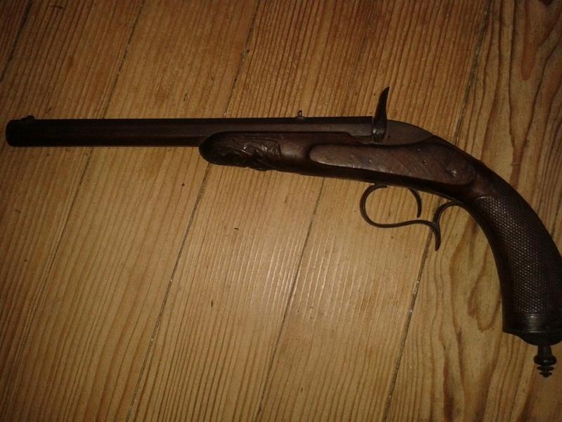Pistolet arq for Pistolet de salon