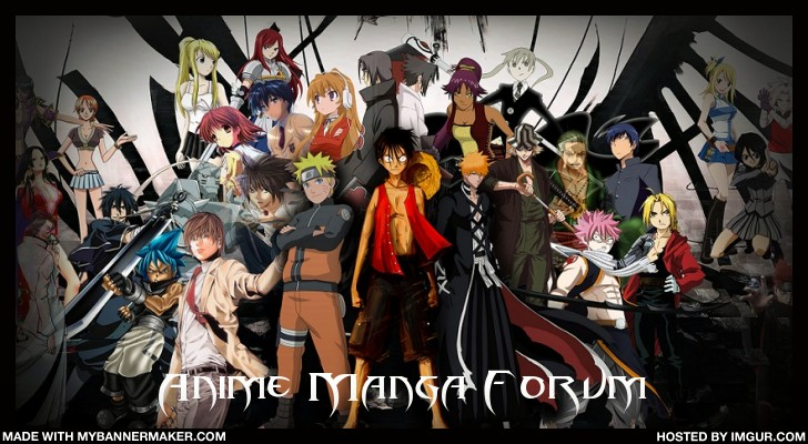 Anime Manga Forum