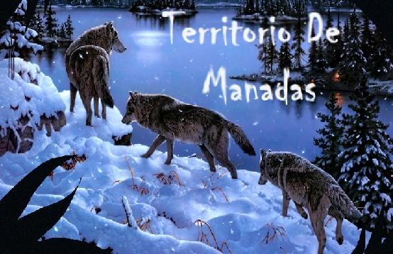 Territorio de manadas
