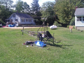 AW95 Ultralight Helicopter