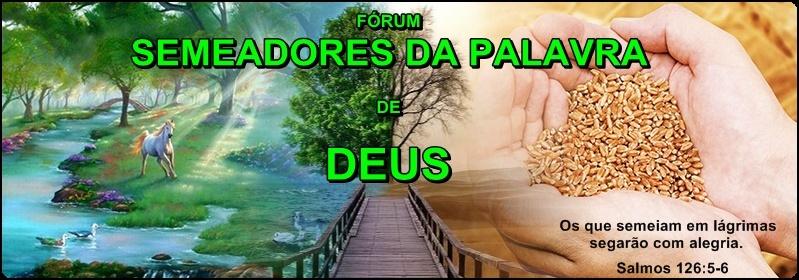 SEMEADORES DA PALAVRA DE DEUS  -  A PORTA DE DEUS PARA A SALVAÇÃO.