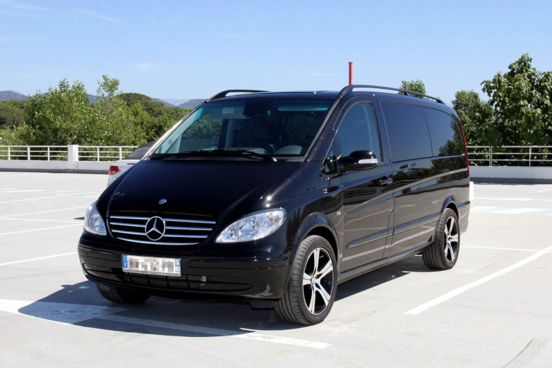 a vendre  viano v6 cdi 85000 kms 09  2008 7 places