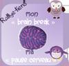 Rallye-liens - Ma pause cerveau / Mon main break