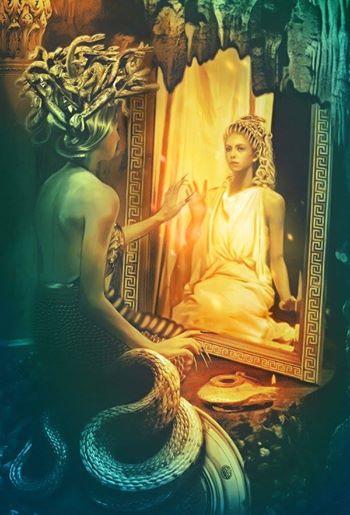 Reflet de l 39 me for Le miroir de l ame