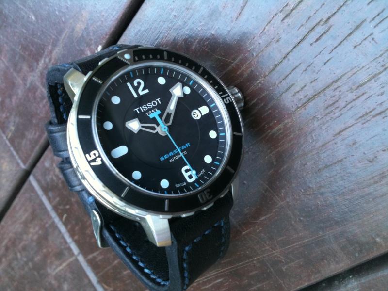 Часы Tissot T-Classic Seastar II Automatic T55048321