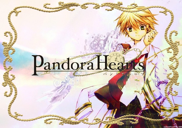 Pandora Hearts: Choose your path...