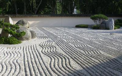 Les jardins japonais for Jardin japonais sable