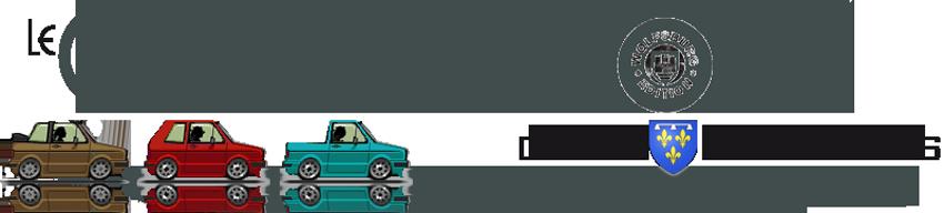 Le Gang des Golf 1 de l'Orléanais > Volkswagen Golf Mk1