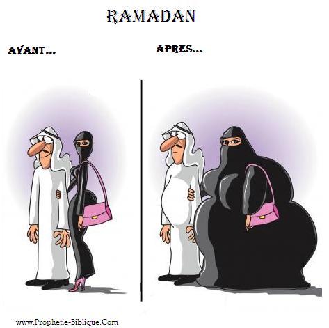 L'Italien  Kad Merad fait le ramadan
