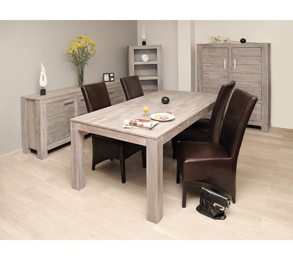 et pour les meubles tu pensais quelque chose comme a - Table Salle A Manger Gris Clair