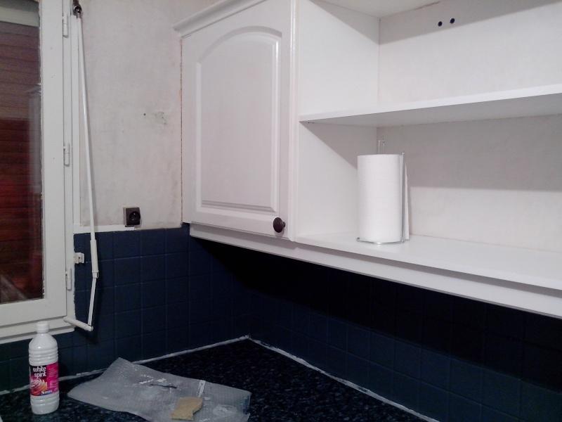 lilou52 ma cuisine avant apr 232 s le sol est pos 233 photos p4