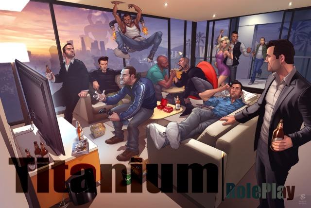 Titanium RP