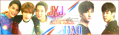 TVXQ / JYJ