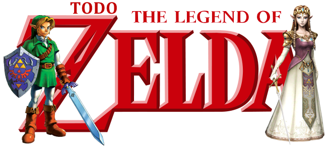 Todo The Legend of Zelda