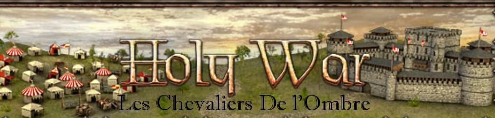 Les Chevaliers De l'Ombre