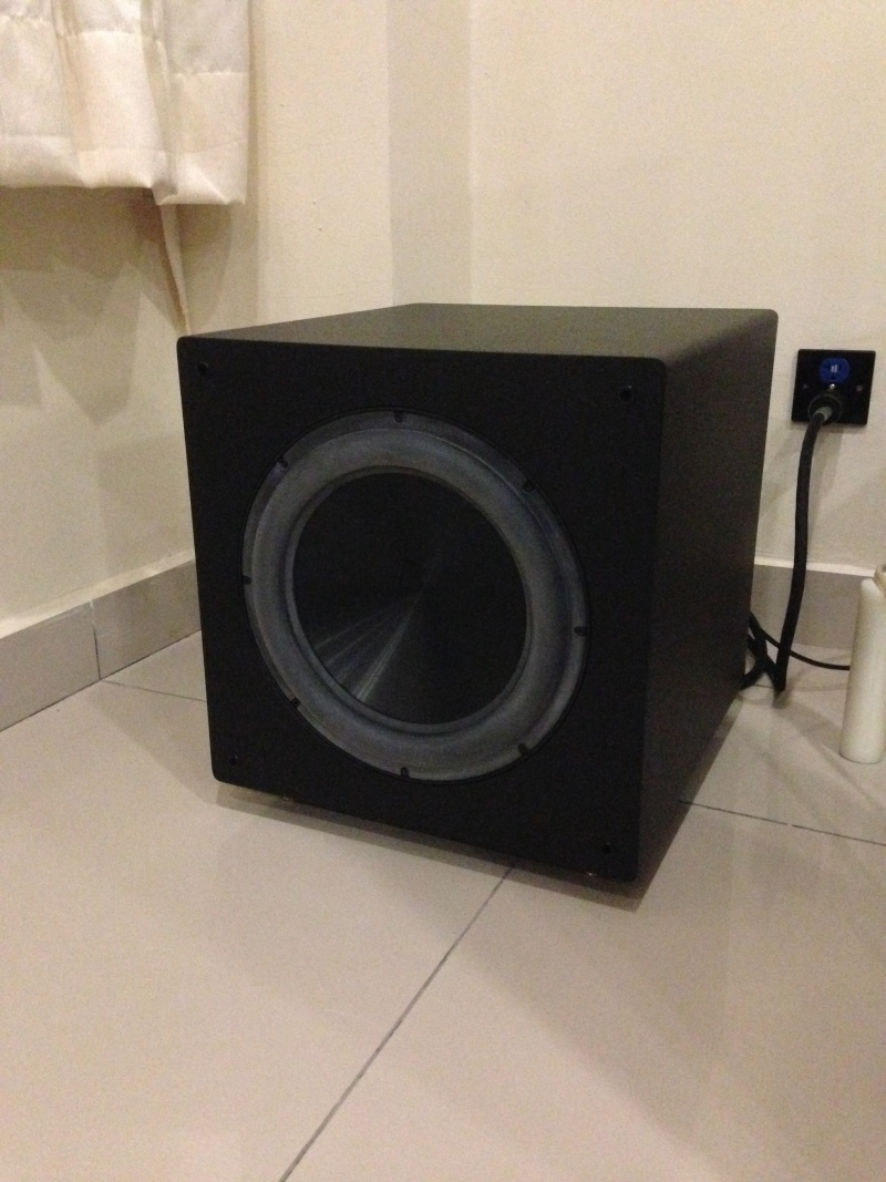Rythmik Audio F12 Subwoofer Used Sold